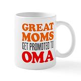 Oma Coffee Mugs