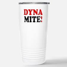 DYNAMITE! - Stainless Steel Travel Mug
