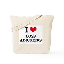 I love Loss Adjusters Tote Bag