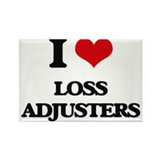 I love Loss Adjusters Magnets