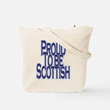 Hashtag Scotland Red Tartan Brave Tote Bag