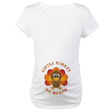 Little Turkey On Board Shirt