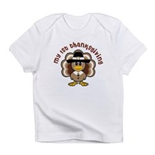 My First Thanksgiving Infant T-Shirt