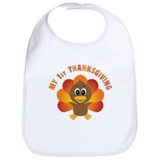 My First Thanksgiving Bib