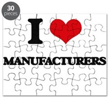 I love Manufacturers Puzzle