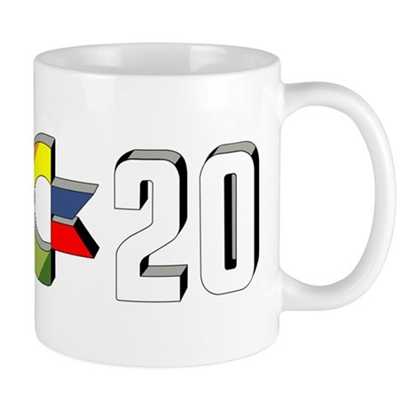 commodore_vic20_logo Mugs