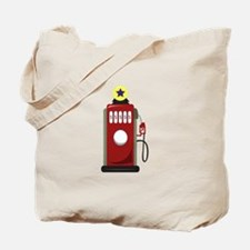 Gas Pump Tote Bag