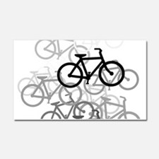 Bicycles Car Magnet 20 x 12