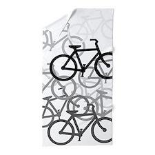 Bicycles Beach Towel