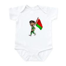 Belarus Boy Infant Bodysuit