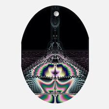 Magic Space Ornament (Oval)