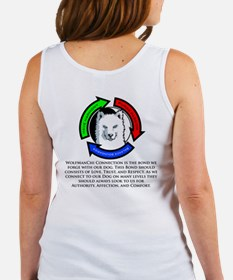 WMC Connection Front Tank Top