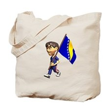 Bosnia and Herzegovina Tote Bag