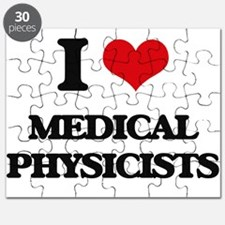 I love Medical Physicists Puzzle