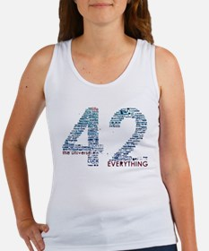 42 - Life, the Universe, and Everything Tank Top