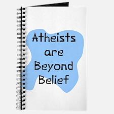 Atheists beyond belief Journal