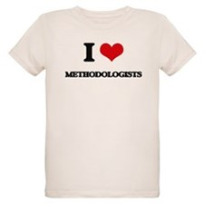 I love Methodologists T-Shirt