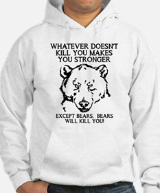 Bears Will Kill You Hoodie Sweatshirt