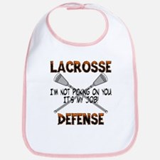Lacrosse Defense Bib