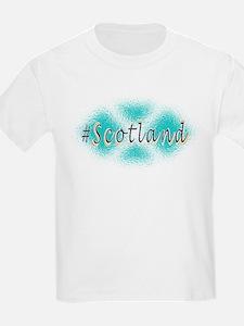 Hashtag Scotland T-Shirt
