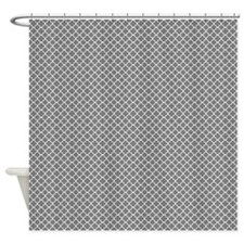 Park Avenue Slate Shower Curtain