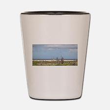 Bonaire Coast Shot Glass