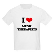 I love Music Therapists T-Shirt