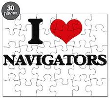 I love Navigators Puzzle