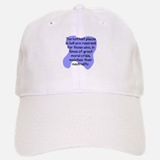 Hottest places in hell Baseball Baseball Cap