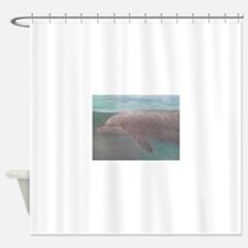 GREETINGS FROM MARINELAND Shower Curtain