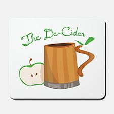 The De-Cider Mousepad