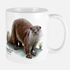 European Otter Mug