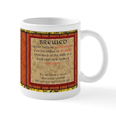 Mug of Dwarven Axehead Ale