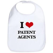 I love Patent Agents Bib