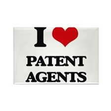 I love Patent Agents Magnets