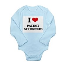 I love Patent Attorneys Body Suit