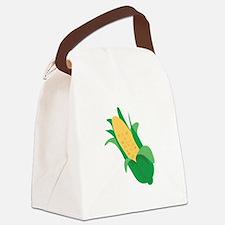 Ear Of Corn Canvas Lunch Bag