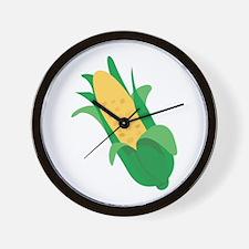 Ear Of Corn Wall Clock