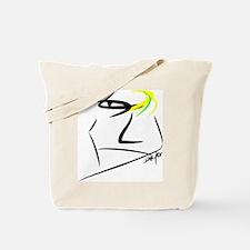 baylorface1 Tote Bag
