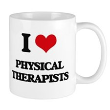 I love Physical Therapists Mugs