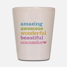 Amazing Counselor Shot Glass