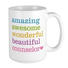 Amazing Counselor Mug