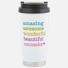Amazing Counselor Travel Mug