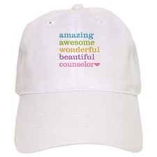 Amazing Counselor Baseball Cap