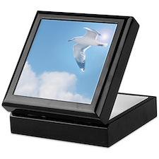 Cute Seagull Keepsake Box
