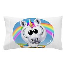 Circle of Sunshine™ Unicorn & Rainbow Pillow Case
