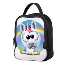 Circle of Sunshine™ Unicorn & R Neoprene Lunch Bag