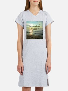 HEBREWS 11:1 Women's Nightshirt