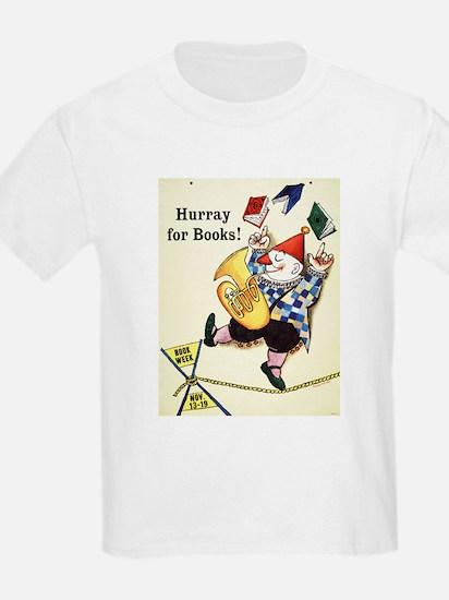 1960 Children's Book Week Kids T-Shirt