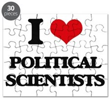 I love Political Scientists Puzzle